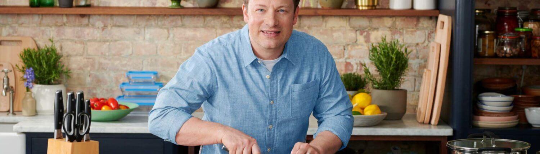 Jamie Oliver Kochbuch Together Header