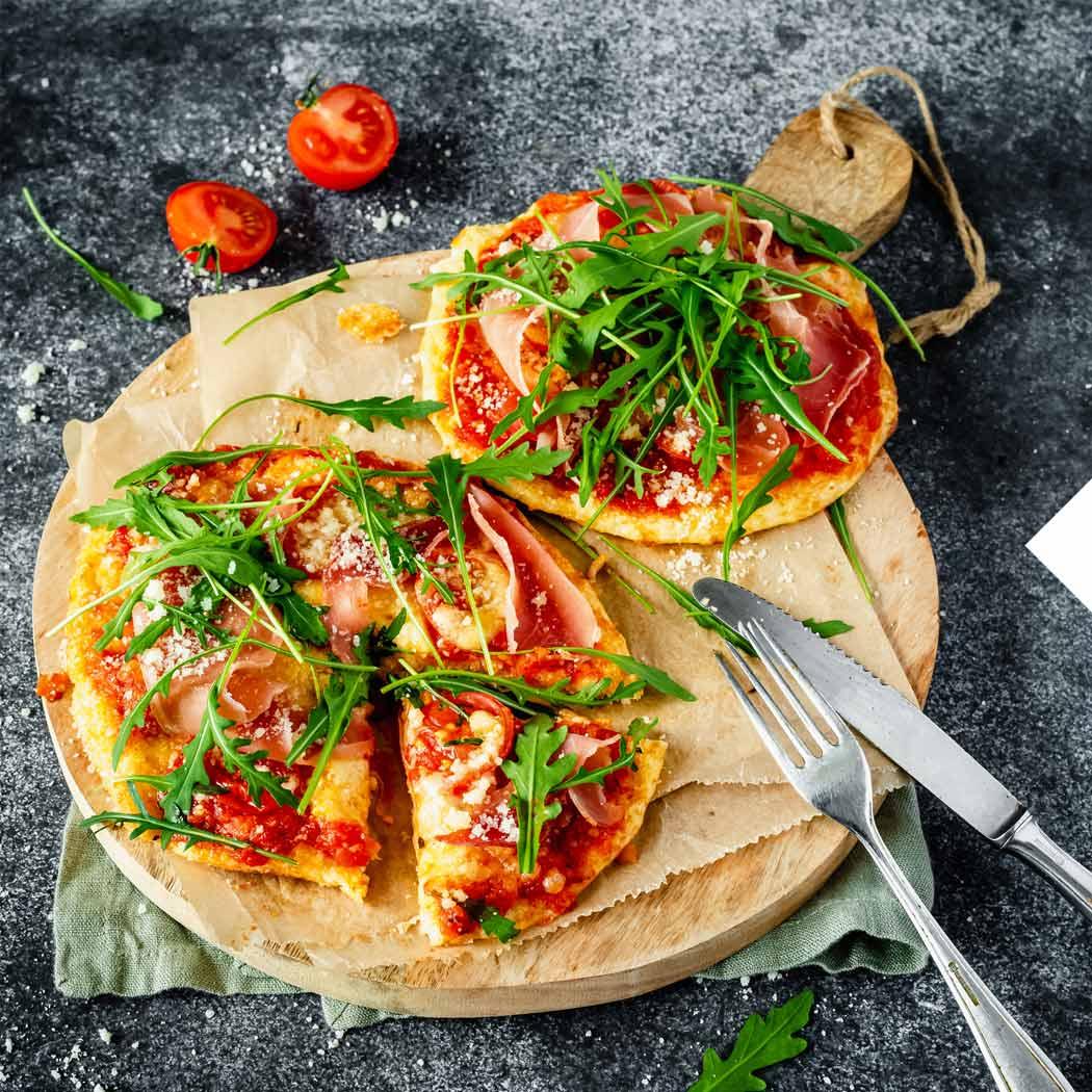 Saisonalkalender September Pizza