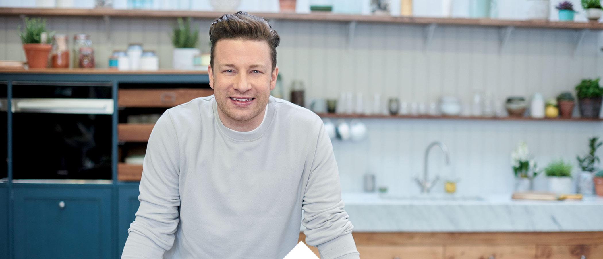 Jamie Oliver 5 Zutaten Slider