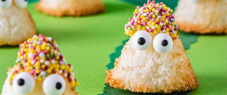 Kindergeburtstag Kuchen backen